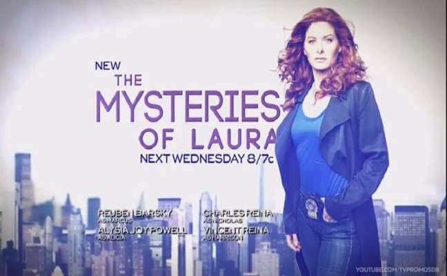 The Mysteries of Laura - Promo 2x13