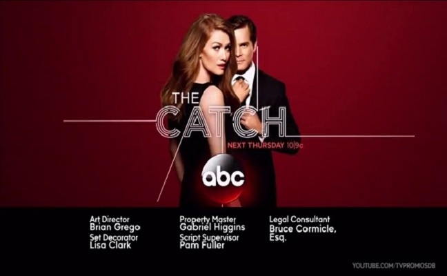 The Catch - Promo 1x02