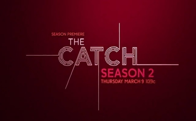 The Catch - Trailer Saison 2
