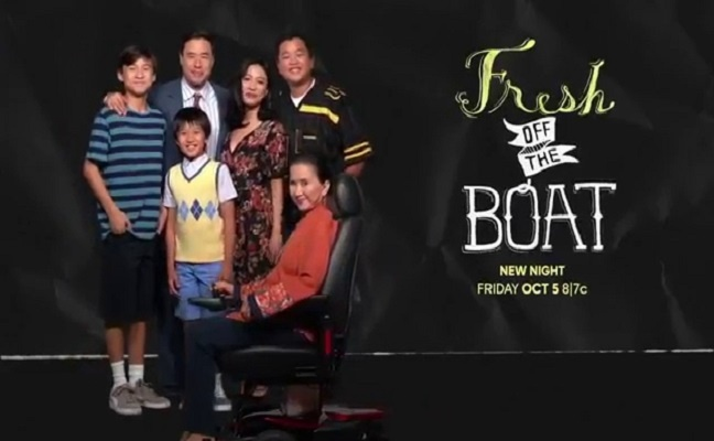 Fresh Off the Boat - Trailer Saison 5