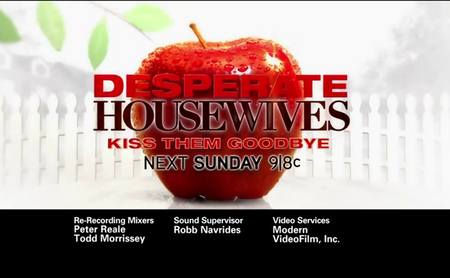 Desperate Housewives - Promo 8x8