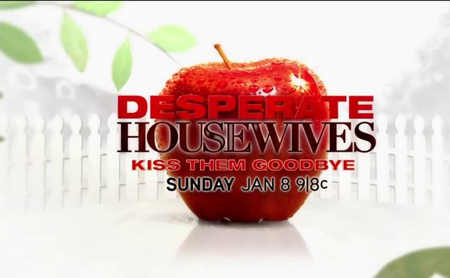 Desperate Housewives - Promo 8x10