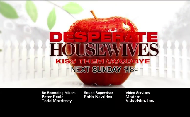 Desperate Housewives - Promo 8x11