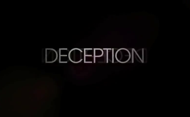 Deception - Promo saison 1