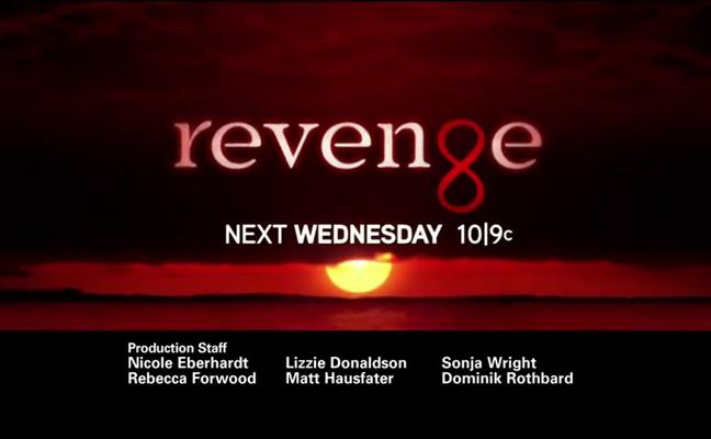 [FSO] [HDTV] Revenge Saison 1 Episodes 1 � 10 VOSTFR