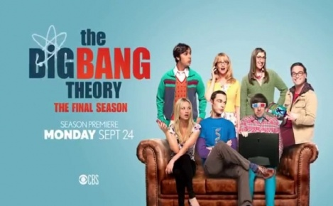 The Big Bang Theory - Promo 12x23 et 12x24