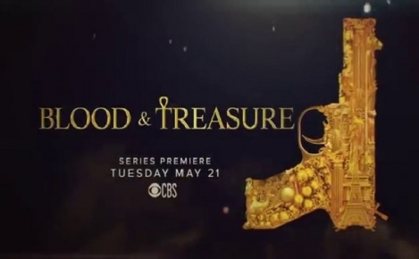 Blood & Treasure - Promo 1x04