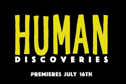 Human Discoveries - Trailer Saison 1