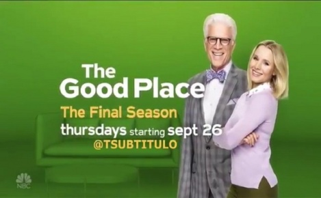 The Good Place - Trailer Saison 4