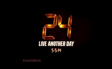 24 Live Another Day - Promo