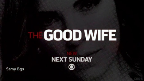 The Good Wife - Promo 5x18