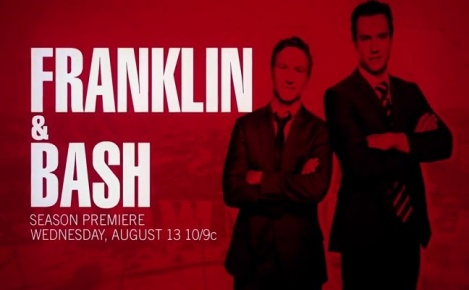 Franklin and Bash - Extended Promo Saison 4