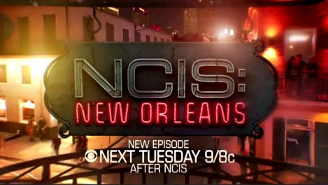 NCIS: New Orleans - Promo 1x09