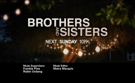 Brothers & Sisters - Promo 5x21