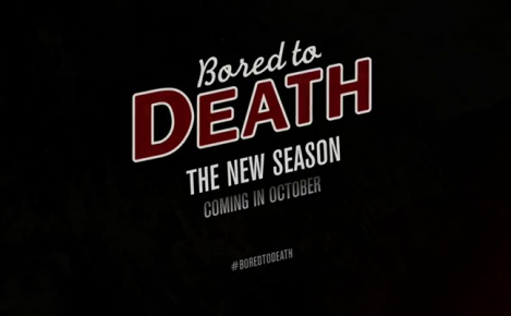 Bored to Death - Promo saison 3