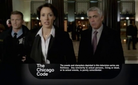 The Chicago Code - Promo 1x13