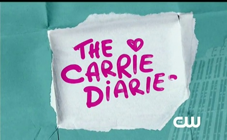 The Carrie Diaries - Trailer saison 1 - The First Time