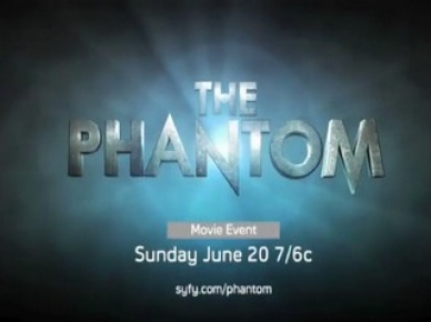 The Phantom - Promo Saison 1