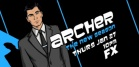 Archer - Promo saison 2 - Parking Space