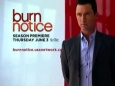 Burn Notice - Promo Saison 4