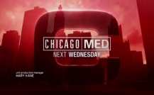 Chicago Med - Promo 4x20